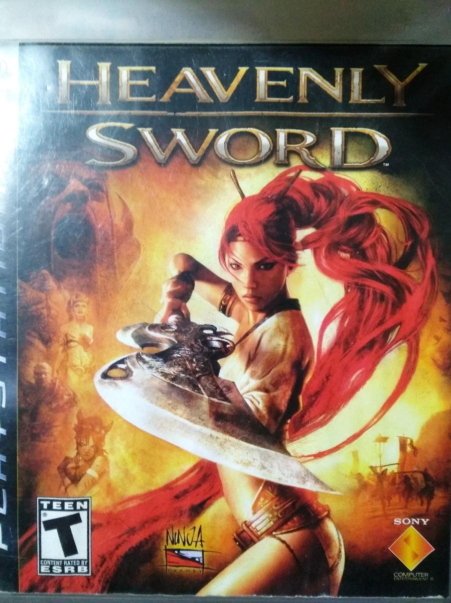 Heavenly Sword Juego Fisico Para Ps3 En Espanol 2 000 00 En