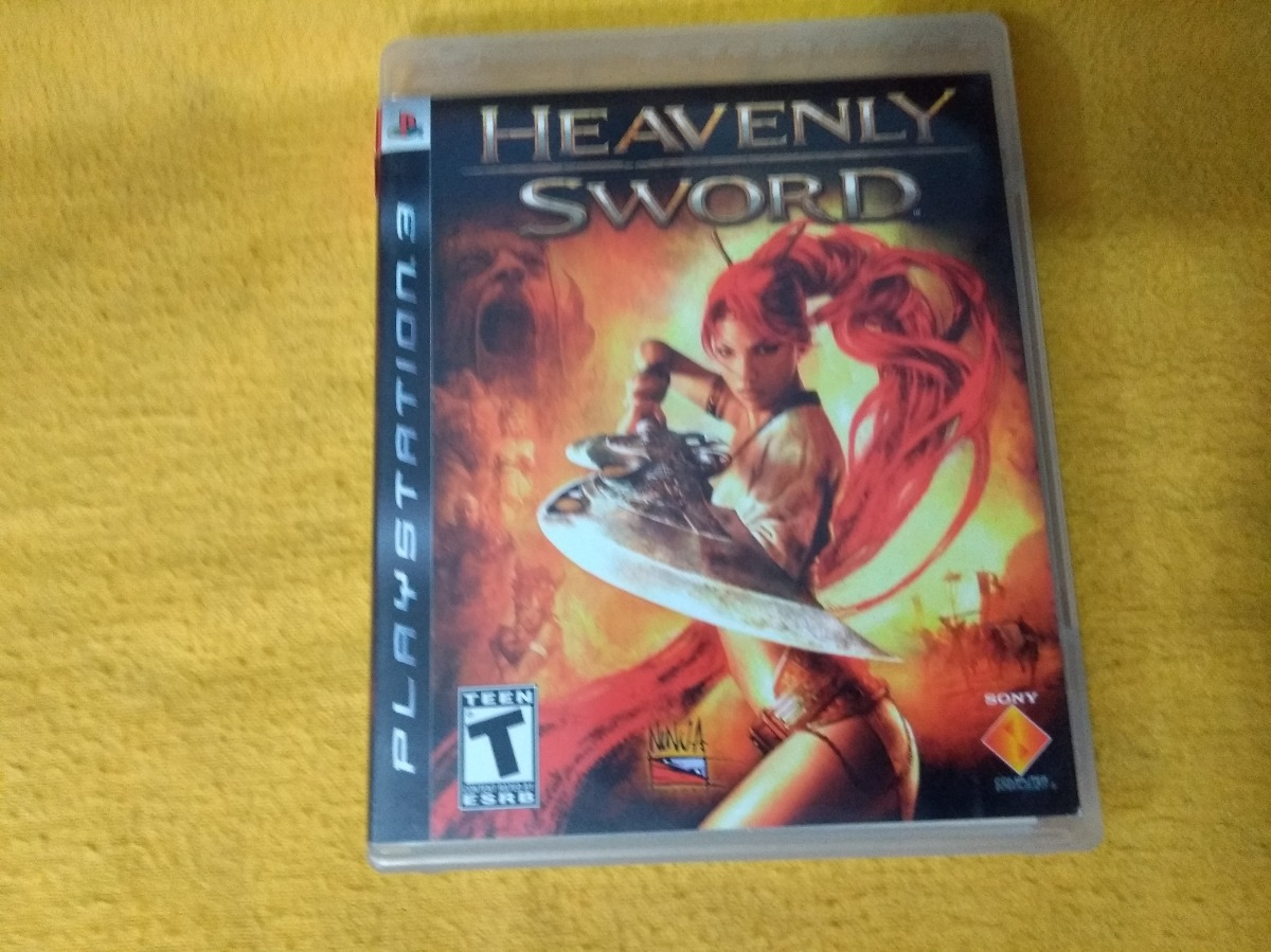 Heavenly Sword Ps3 Fisico Original 1 010 00 En Mercado Libre