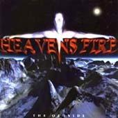 heavens fire - the outside  importado  ( otimo hard rock )