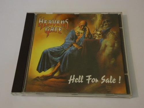 heavens gate hell for sale ! (primeira edição steamhammer)