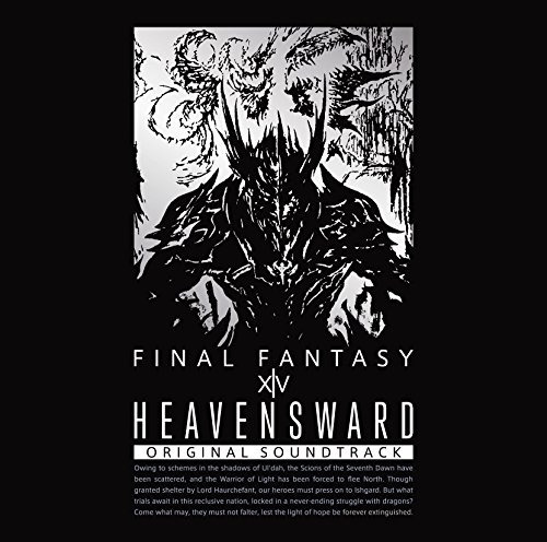 heavensward: final fantasy xiv banda sonora original ¿¿¿ blu