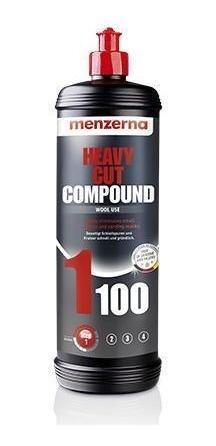 heavy cut compound 1100 menzerna - 250ml