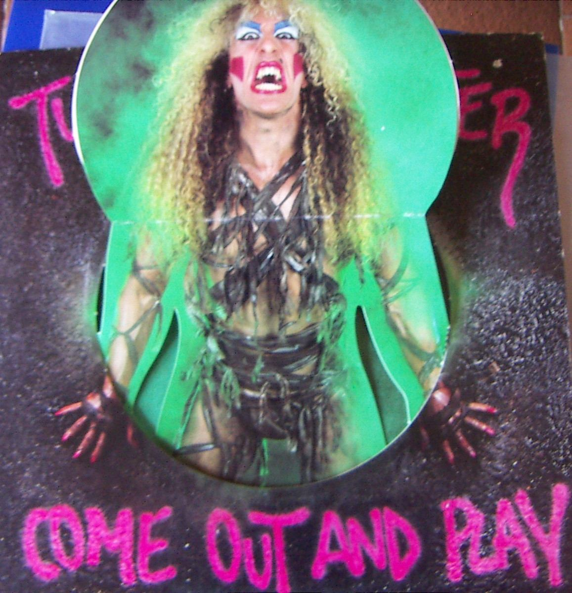 Heavy Metal, Twisted Sister, (come Out And Play) Lp 12