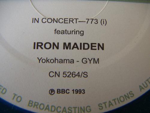 heavy metal, iron maiden, lp 12´,