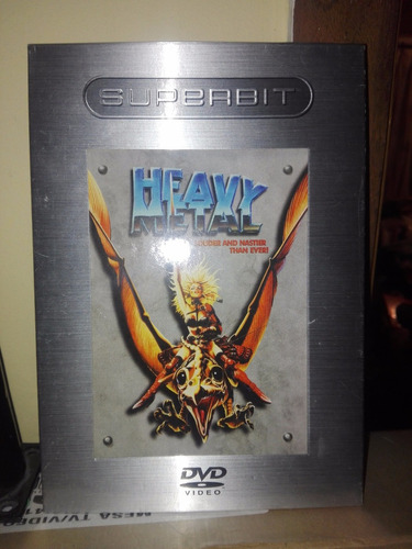 heavy metal superbit dvd