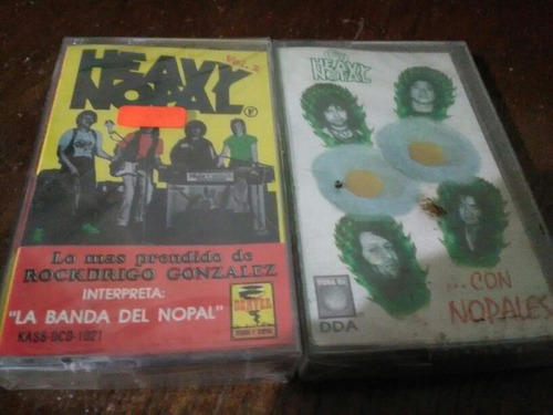 heavy nopal paquete cintas sellados