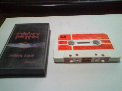 heavy pettin aflojando cassette nacional