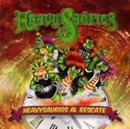 heavysaurios heavysaurios al rescate cd nuevo