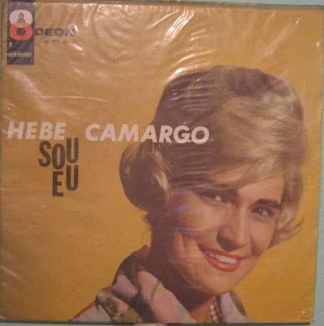 hebe camargo  -  sou eu   -  odeon - mofb - 3174