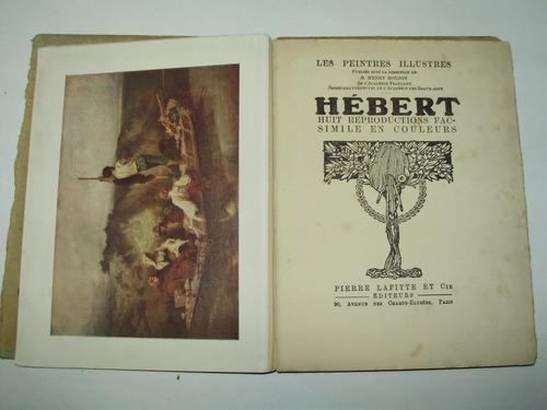 hebert colecc les peintres illustres no 37 p. lafitte fra