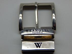 nueva productos ba328 4b314 Hebilla Para Cinturón Original Wrangler De Metal Cromado