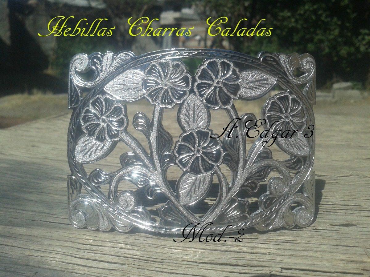 Hebillas Charras De Acero Inox. -   549.00 en Mercado Libre 07e7f4ea37a