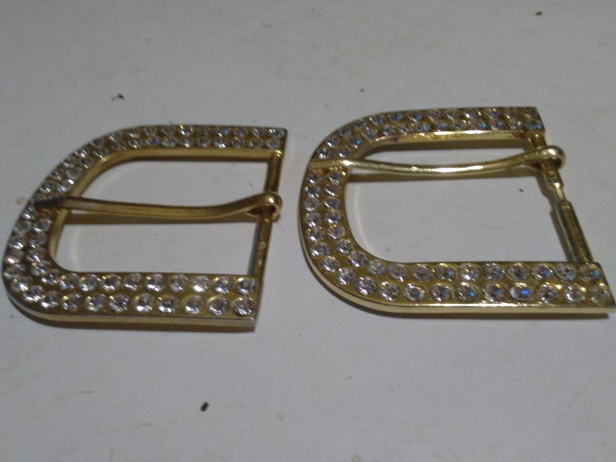 calidad primero muy elogiado comprar auténtico Hebillas Para Cinturon Con Strass
