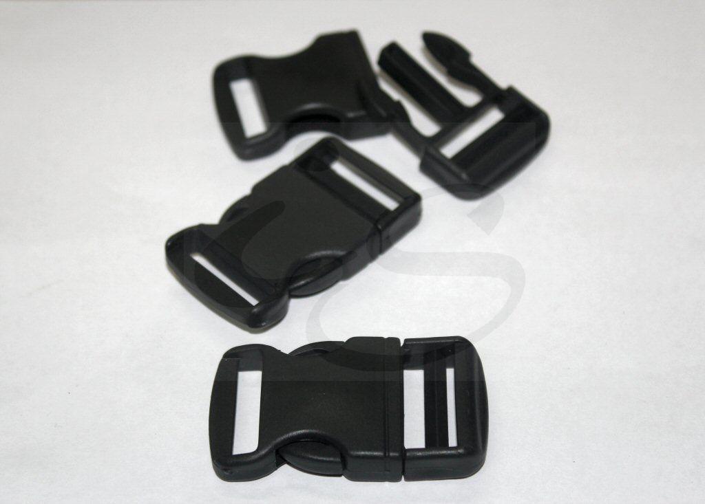 84af0c90c hebillas plasticas pase 25mm para confeccion de mochilas. Cargando zoom.