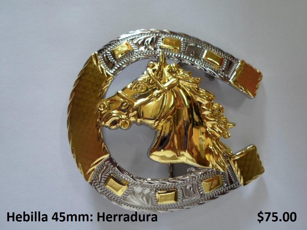 5121eb1a1b Hebillas Vaquera De Herradura 45 Mm -   75.00 en Mercado Libre