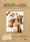 hecho en casa(libro gastronomía y cocina)