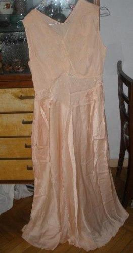hechos a mano - camisones de seda - bordados a mano