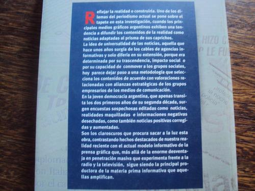 hechos y noticias claroscuros prensa argentina zukernik