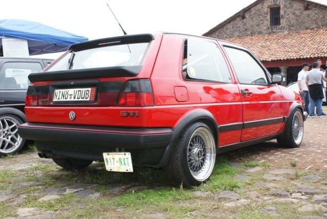 heckspoiler hella golf gti a2 replica bbs recaro euro. Black Bedroom Furniture Sets. Home Design Ideas