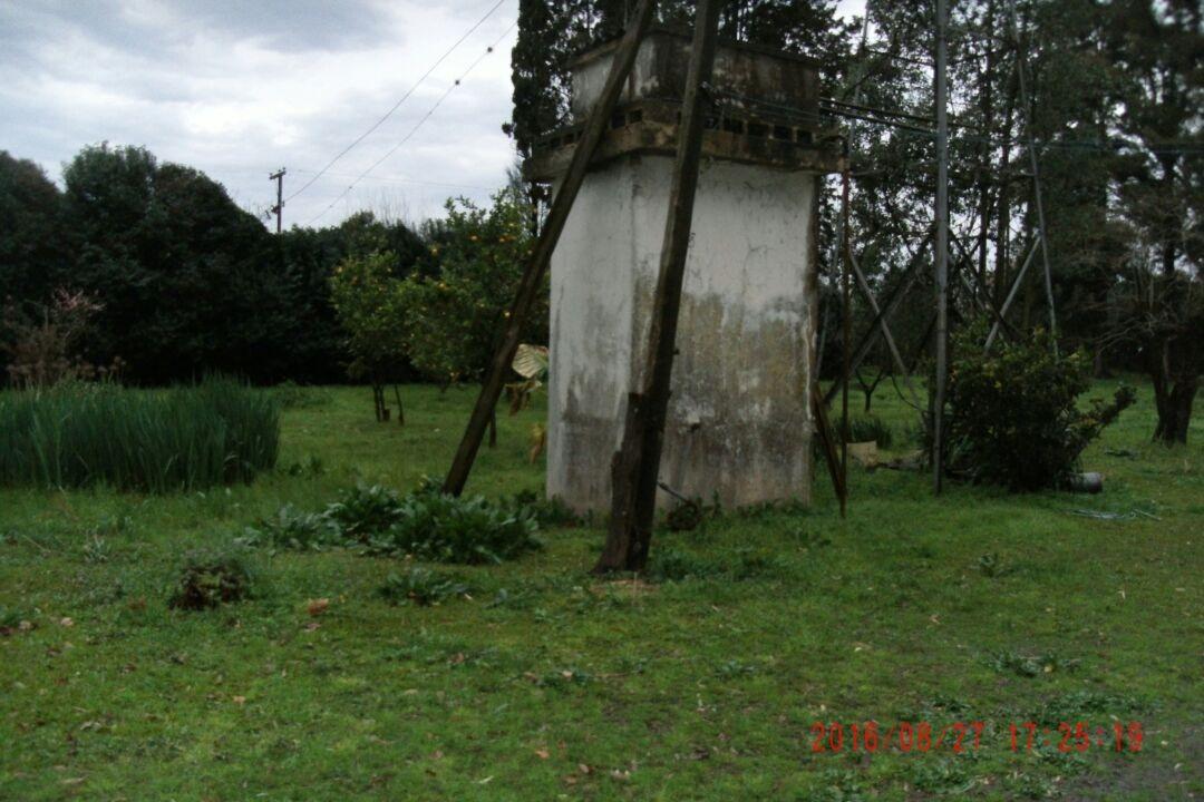 hectáreas con casa y construcciones excelente inversión ***