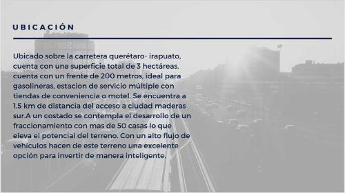 hectáreas/terreno oportunidad centro