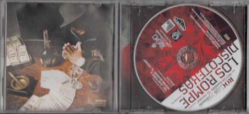 hector bambino. los rompe discotecas. cd original usado f2