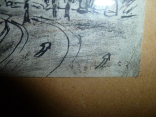 hector goitiño (taller torres garcia)tintas y lapiz leer