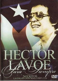 hector lavoe para siempre 24 exitos dvd