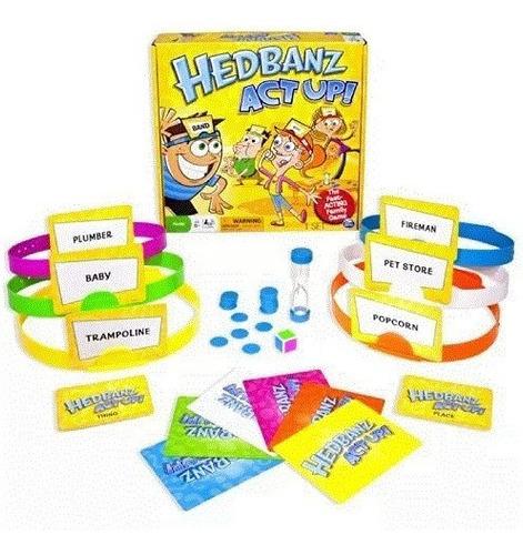 hedbanz actuar juego de mesa boing toys familiar 19599