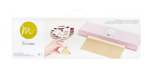 heidi swapp minc foil applicator - 30 cm - cor blush