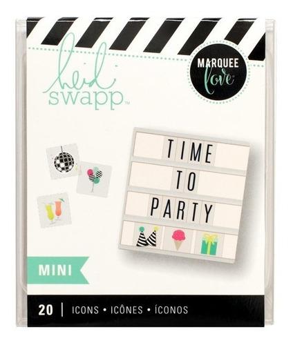 heidi swapp mini lightbox -  party