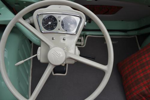 heinkel   trojan 200cc...modelo isetta