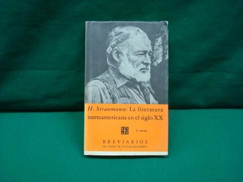 heinrich straumann, la literatura norteamericana