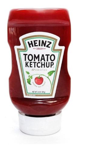 heinz ketchup botella 397 gr