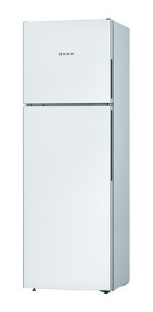 heladera 2 puertas c/ freezer superior bosch kdv33vw32