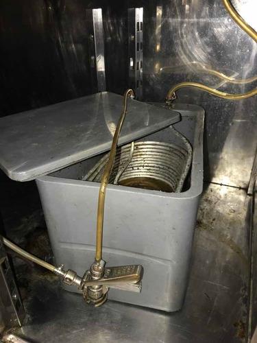 heladera 3 puertas con chopera incorporada