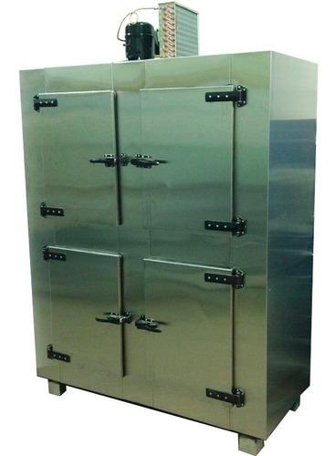 heladera almacenera comercial modelo 44 acero ahora 12 18