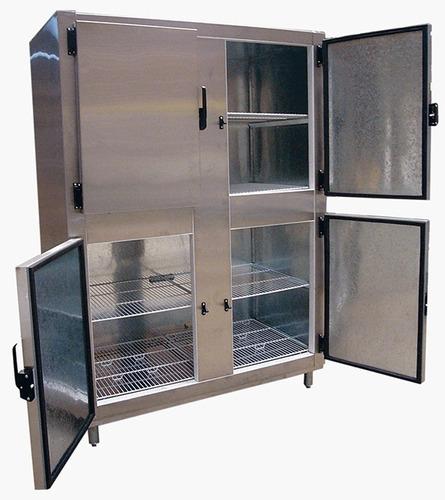 heladera almacenera modelo 44 acero inox teora camara
