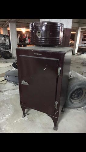 heladera antigua general electric
