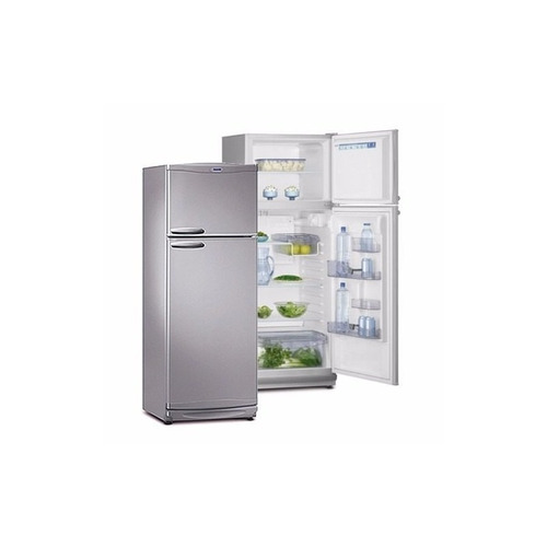 heladera bambi freezer nf1600 gris plata no frost