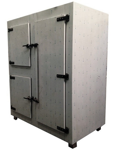 heladera carnicera 73 tipo camara almacenera acero inox
