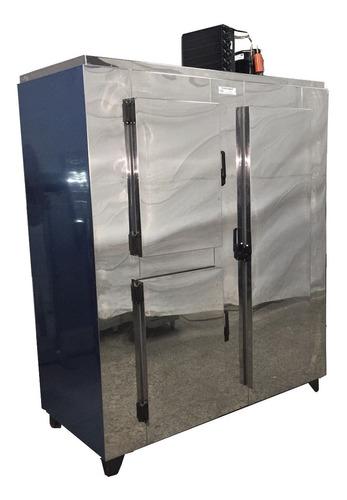 heladera carnicera acero 170 , 3 puertas tipo camara 73