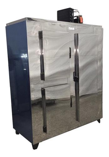 heladera carnicera acero 200 ,3 puertas tipo camara 93