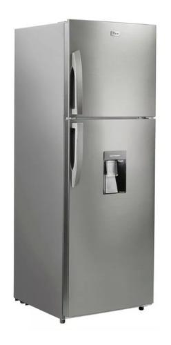 heladera con dispensador acero tem turnf 395wdss mi casa