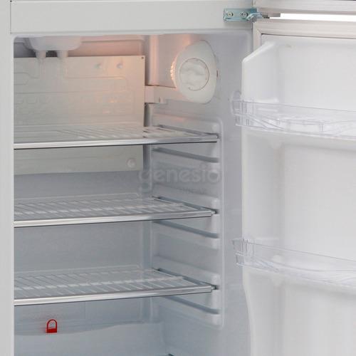heladera con freezer briket bk2f 1310 r3 250 lt