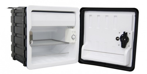 heladera con freezer conservadora bepo casa rodante 12v 24v