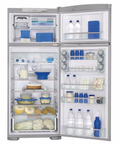 heladera con freezer continental