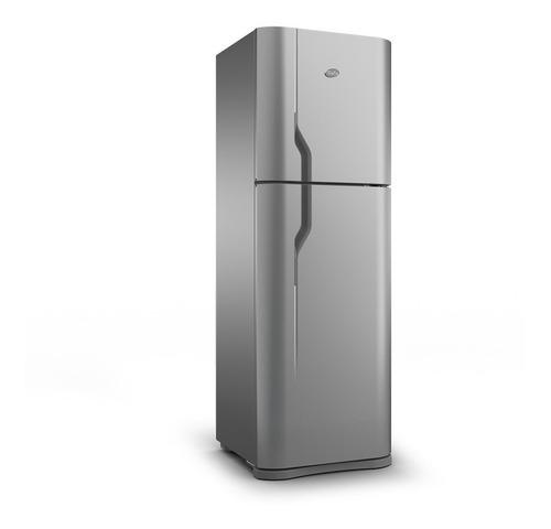 heladera con freezer gafa hgf387afp plata 374 lts.