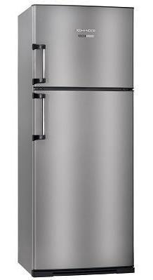 heladera con freezer kohinoor kdan 4194 inoxidable