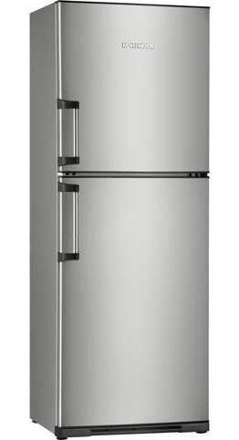 heladera con freezer kohinoor kfa 3494-7 inoxidable